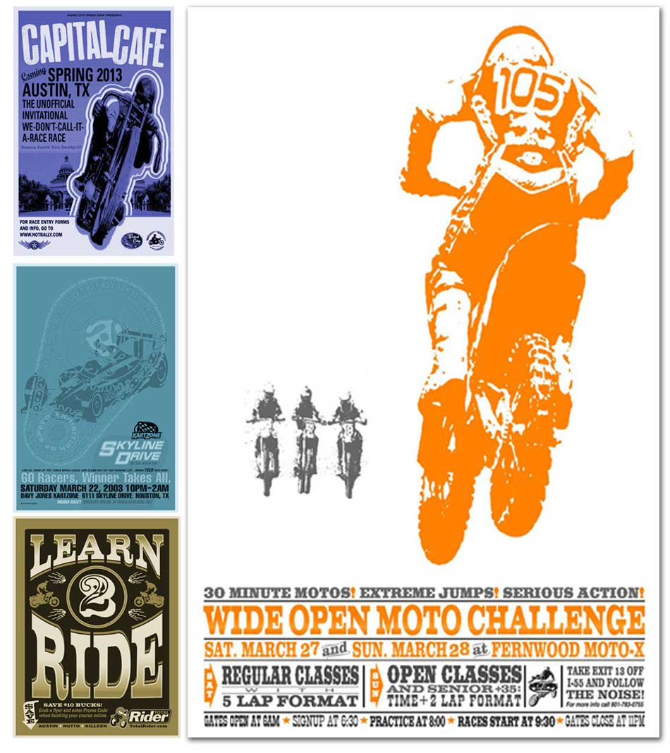 MotoSports_posters